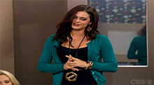 Big Brother 15 - Kaitlin Barnaby Power of Veto