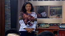 Big Brother 15 - Helen Kim - Judd's bear shirt