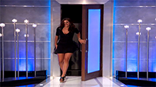 Big Brother 15 - Kaitlin Barnaby evicted