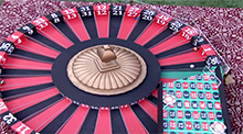 Big Brother 15 HoH Competition - Roulette Me Win