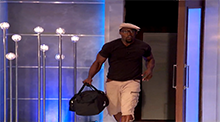 Big Brother 15 - Howard Overby evicted