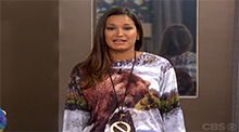Big Brother 15 - Jessie Kowalski - Judd's bear shirt