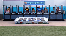 Big Brother 15 HoH Competition - Summer School