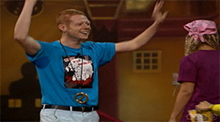 Big Brother 15 - Andy Herren wins the Power of Veto