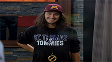 Big Brother 15 - McCrae Olson Power of Veto
