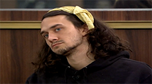 Big Brother 15 - McCrae Olson