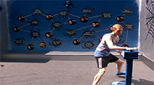 Big Brother 15 - Andy Herren wins the veto