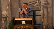 Andy Herren wins the final HoH