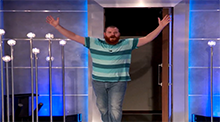 Big Brother 15 - Spencer Clawson evicted
