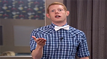 Andy Herren wins Big Brother 15