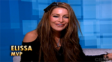 Big Brother 15 - Elissa Reilly MVP