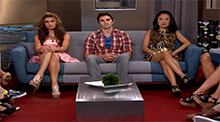 Big Brother 15 - Nick Uhas evicted
