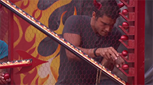 Big Brother 16 - Deviled Eggs HoH Competition - Cody Calafiore