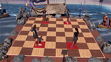 Big Brother 16 Battle of the Block - Knight Moves