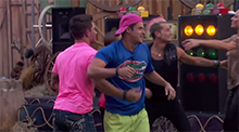 Zach Rance wins HoH - Big Brother 16