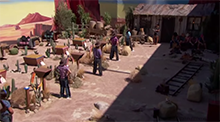 Giddy Up Veto Competition - Big Brother 16