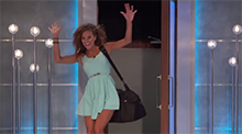 Amber Borzotra evicted - Big Brother 16