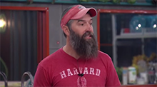 Donny Thompson Big Brother 16