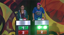 Christine Brecht wins HoH - Big Brother 16