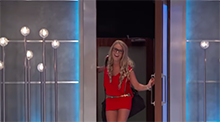 Nicole Franzel evicted Big Brother 16