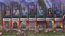 Dead of Household Competition - Big Brother 16