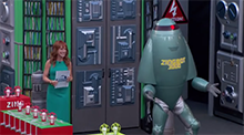 Zingbot and Kathy Griffin Big Brother 16