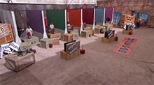 BB Blast Veto Competition - Big Brother 16