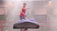 Seed Saw HoH Competition - Big Brother 16