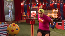 BB Freakshow Veto Competition - Big Brother 16