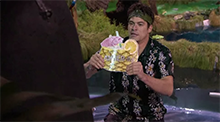 Zach Rance wins the Power of Veto - Big Brother 16