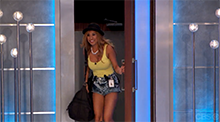 Paola Shea evicted - Big Brother 16