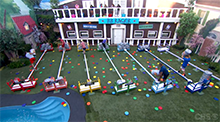 Big Brother 16 HoH Competition - BB Rager