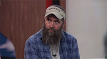 Donny Thompson - Big Brother 16