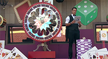 Big Brother 16 Veto Competition - Tumblin' Dice
