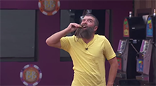 Donny Thompson wins the Power of Veto - Big Brother 16