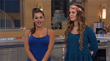 Natalie and Michelle - Big Brother 18
