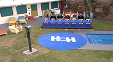 Who Said It? HoH Competition Big Brother 4