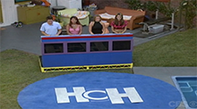 Disappearing Act HoH Competition Big Brother 4