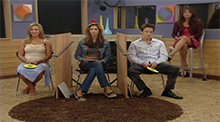 Dearly Departed HoH Competition Big Brother 4