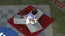 On The House HoH Competition Big Brother 4