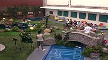Duck Ball Veto Competition Big Brother 4