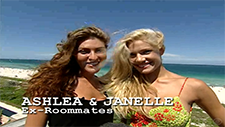 Ashlea and Janelle Big Brother 6