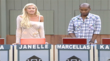 Big Brother All Stars - Janelle and Marcellas