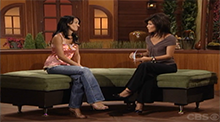 Big Brother All Stars - Diane and Julie Chen
