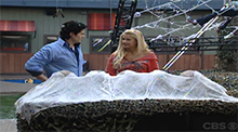 Big Brother All Stars - HoH Competition - Will and Janelle