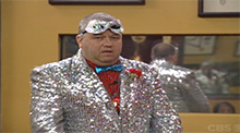 Big Brother All Stars - Chicken George wins HoH