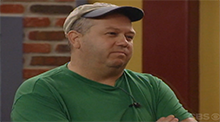 Big Brother All Stars - George nominates Howie
