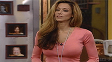 Big Brother All Stars - Erika nominates George and Janelle