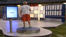 Big Brother All Stars - Veto Competition - Two Faced