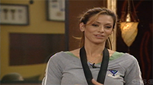 Big Brother All Stars - Erika wins the Power of Veto